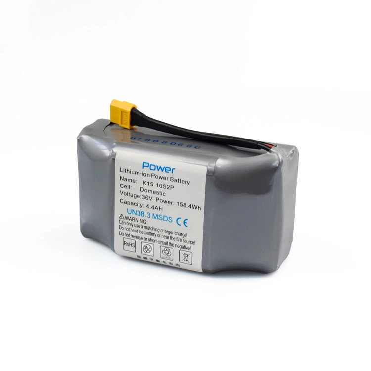 KAIRI Pin Lithium-ion Pin xe hơi cân bằng pin xe hơi K15-10S2P pin lithium 36V3.0AH18650 gói pin lit