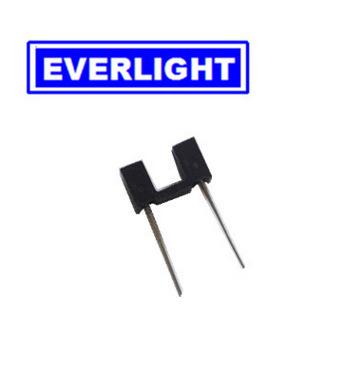 EVERLIGHT Thiết bị điện quang Công tắc quang điện loại U Khe cảm biến quang điện ITR-9707 Công tắc q
