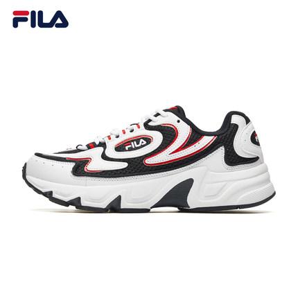 Giày lười / giày mọi đế cao FILA Fila Official VOLANTE 98 Giày cao cổ nữ tăng vọt 2019 Thu mới Giày