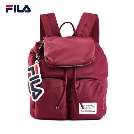 thị trường túi - Vali  FILA Ba lô nữ chính hãng của FILA Fila 2019 Mùa xuân mới