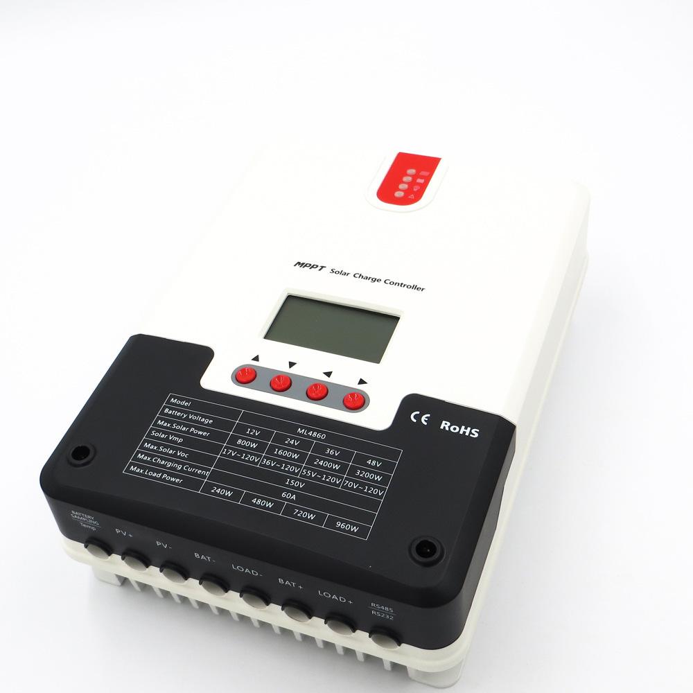 HF Mạch bo Bộ điều khiển năng lượng mặt trời 20A 30A 40A 60A Bộ điều khiển năng lượng mặt trời MPPT