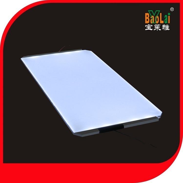BAOLAIYA Tấm dẫn sáng Đèn LED trực tiếp nguồn đèn nền nhà sản xuất tấm tùy chỉnh