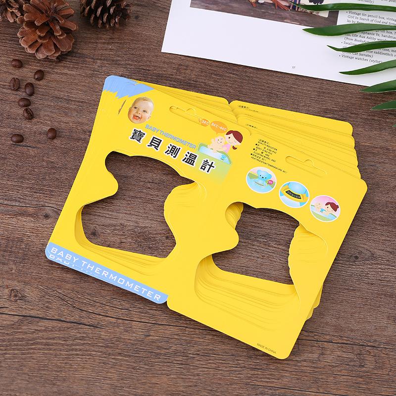 CAIXUN Decal tem mạc Tùy chỉnh gấp thẻ origami ủng hộ thẻ cashback vỉ giấy thẻ máy bay lỗ treo và cá