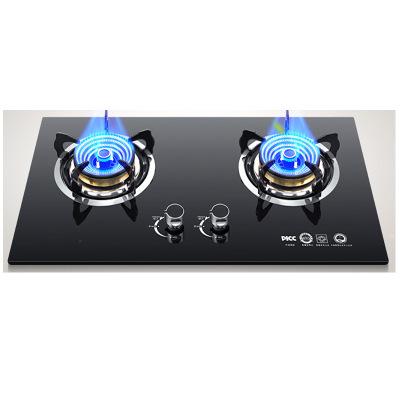 Bếp gas âm nhúng kép sử dụng bếp lửa 5 vòng đôi