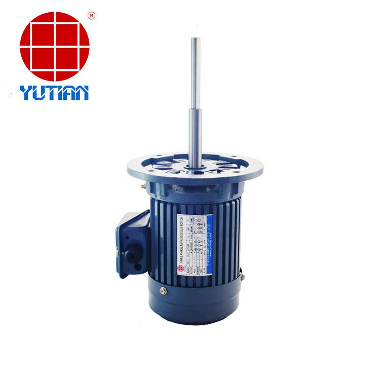 YUTIAN Mô-tơ điện / Động cơ điện Động cơ trục dài 370W4P có thể tùy chỉnh
