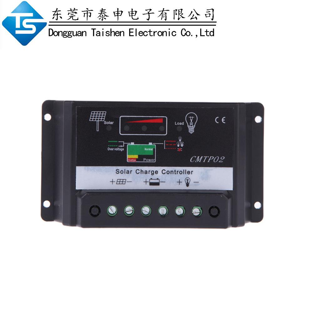 Thiết bị điện Bộ điều khiển năng lượng mặt trời TSTP02-15A