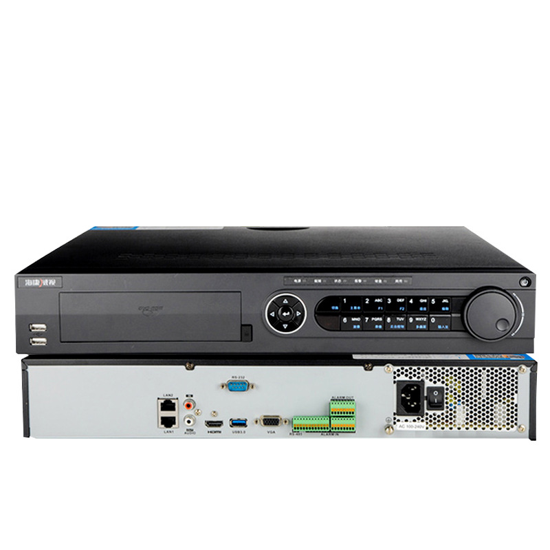 Đầu ghi đĩa cứng Giám sát kỹ thuật số Hikvision DS-7932N-E4 Mạng NVR
