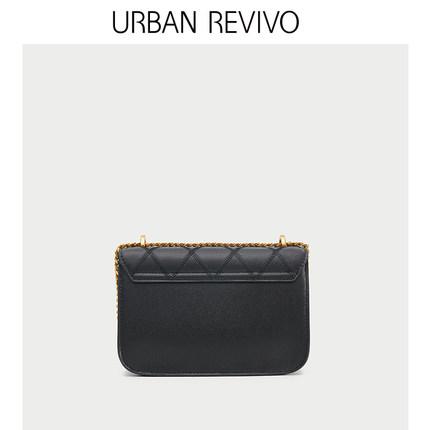Túi xách nữ thời trang  UR ĐÔ THỊ REVIVO2019 mùa hè phụ nữ mới phụ kiện dòng xe túi đeo chéo hình th