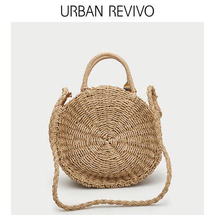 Túi xách nữ thời trang  UR ĐÔ THỊ REVIVO2019 hè mới dành cho nữ thanh niên phụ kiện gói chéo thời t
