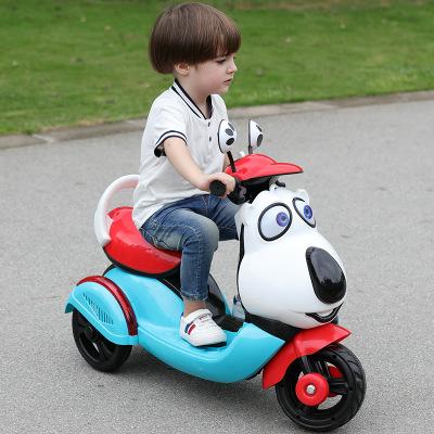 Xe điện đồ chơi ba bánh cho trẻ em .