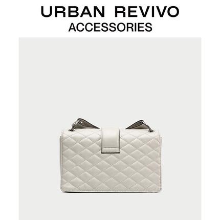 Túi xách nữ thời trang  UR ĐÔ THỊ REVIVO2019 mùa hè phụ nữ mới phụ kiện dòng xe túi đeo chéo hình t