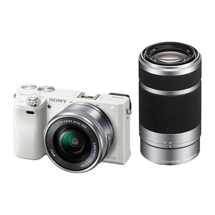 Máy ảnh kỹ thuật số  Sony / Sony ILCE-6000L (16-50 / 55210) Máy ảnh đôi gương đơn du lịch A6000 Mic