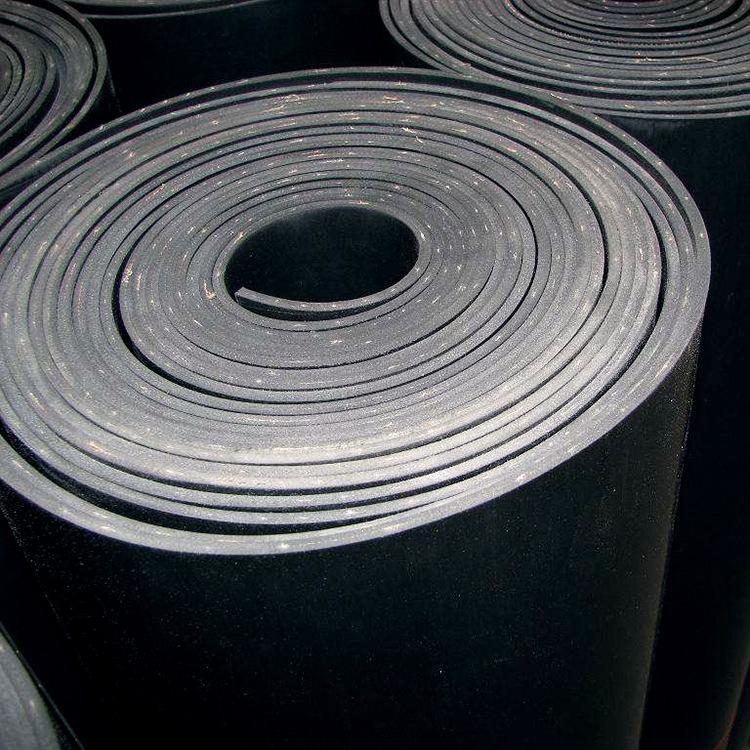 Ván cao su Cung cấp tấm cao su tấm đen cách nhiệt công nghiệp tấm cao su chịu dầu chống tĩnh điện 3
