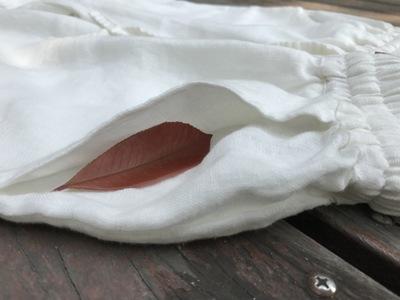 Quần Casual  K701 văn học gốc cotton và vải lanh nữ 2018 vải lanh mùa xuân và mùa hè giản dị chín qu