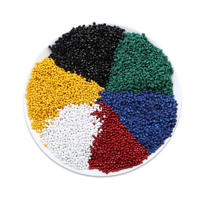 Hạt màu chủ Nhà máy bán buôn Màu nhựa masterbatch Tiêm masterbatch PP / PE masterbatch bảo vệ môi tr
