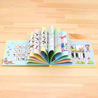 Đồ chơi luyện trí thông minh  Điểm đọc biểu đồ âm thanh tường trẻ nhỏ giáo dục sớm đọc giọng đọc bé