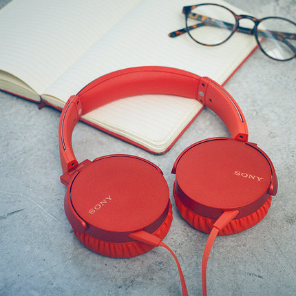 Tai nghe rảnh tay Sony / Sony MDR-XB550AP