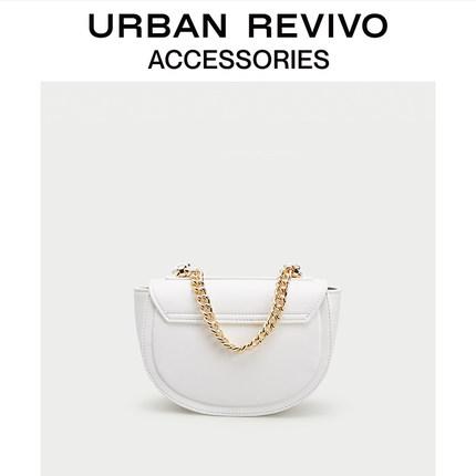 Túi xách nữ thời trang  UR ĐÔ LA REVIVO2019 hè mới dành cho nữ thanh niên phụ kiện khâu túi Messeng