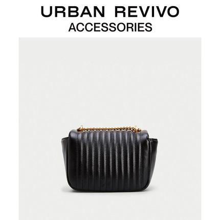 Túi xách nữ thời trang  UR ĐÔ THỊ REVIVO2019 mùa hè phụ nữ mới phụ kiện thời trang xe hơi Túi xách