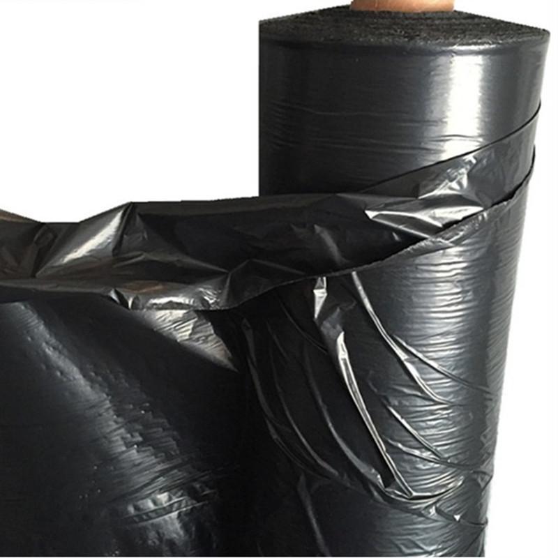 NAIYUAN Màng che phủ nhà kính Phim nhựa đen bán buôn màng nông nghiệp chất lượng cao làm cỏ đặc biệt