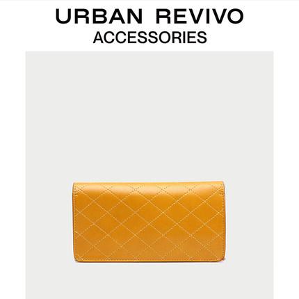 Túi xách nữ thời trang  UR ĐÔ LA REVIVO2019 hè mới dành cho nữ thanh niên phụ kiện túi đeo chéo hìn