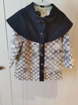 Áo khoác trẻ em  G phiên bản trẻ em mới của áo gió nữ áo khoác trẻ em áo gió cho bé trai áo gió thay