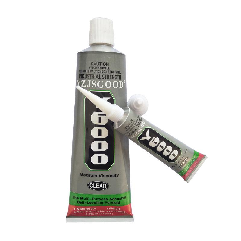 Keo dán tổng hợp Chất kết dính đặc biệt Y-6000 Chất kết dính tổng hợp E6000