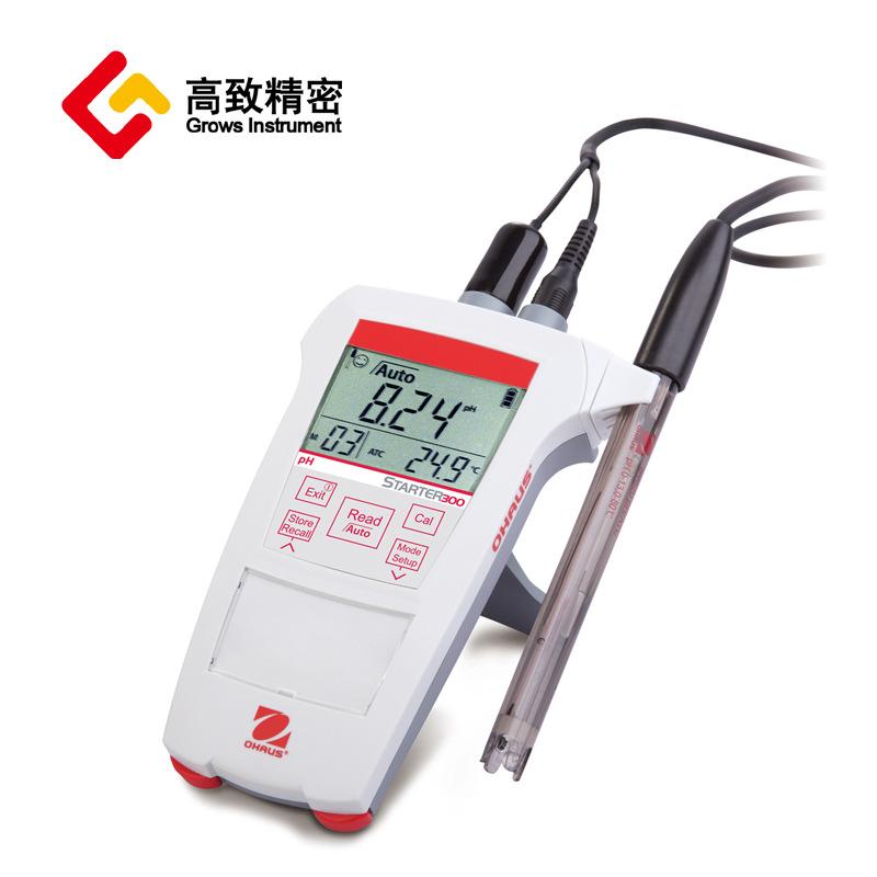 Máy đo PH độ axit nước Cầm tay trong phòng thí nghiệm ST300 B