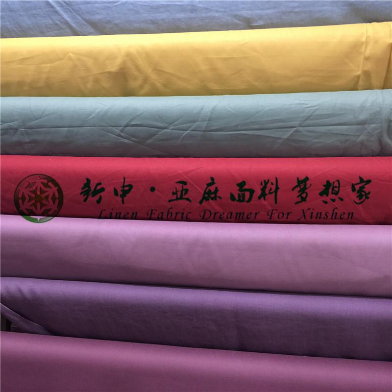Vải Hemp mộc Nông sản xuất bán trực tiếp loại sofa màu vàng tân trang trang, vải trắng chấm bạc