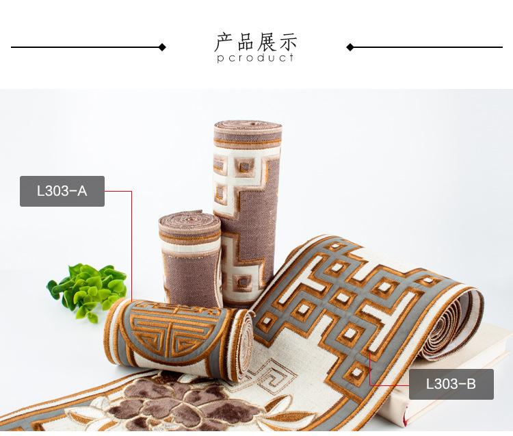 Dây cột rèm Trang phục trang trí trang trí trang trí kiểu Trung Quốc mới