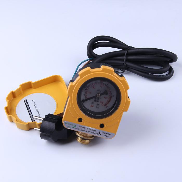 YUNTENG Đồng hồ đo áp suất 10 Pa tự động chuyển đổi