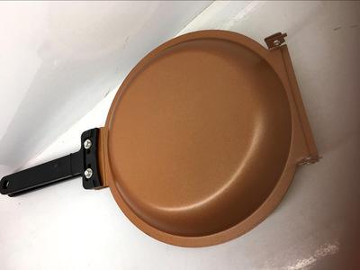 Chảo gốm Pancake Maker làm bánh Pan TV Mexico