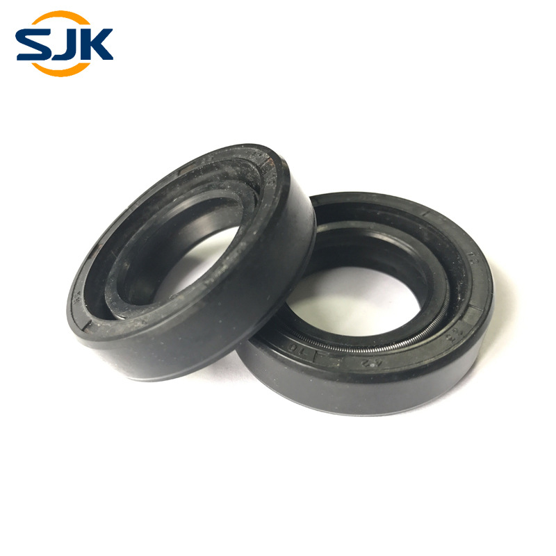 SJK Cao su tổng hợp Nhà máy SJK trực tiếp con dấu bộ xương dầu hình con dấu cao su nitrile fluoride