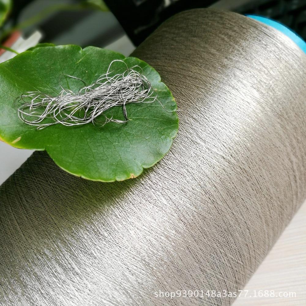 Chỉ thêu Sợi dây dẫn sợi dây thêu thùa nhỏ ba sợi dây thừng bằng bạc bán trực tiếp bởi nhà sản xuất