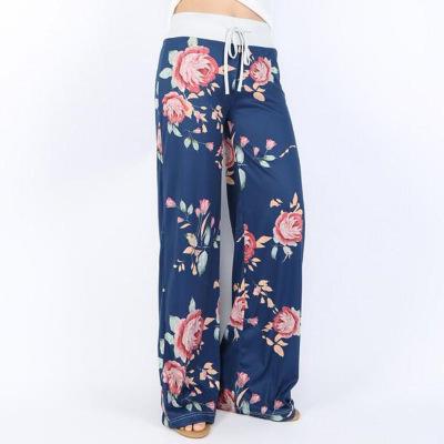 Quần Casual  Ebay Amazon WISH dây đeo quần âu thời trang châu Âu và Mỹ thắt lưng ngụy trang quần in