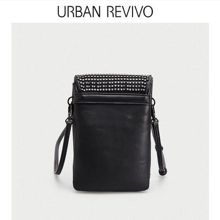 Túi xách nữ thời trang  UR ĐÔ THỊ REVIVO2019 hè mới dành cho nữ thanh niên phụ kiện túi đeo chéo ki