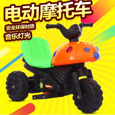 Xe điện trẻ em hình con bọ cánh cứng .