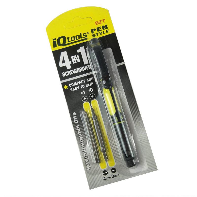 Tua vít 4 trong 1 Tiện ích kết hợp trong loại bút đa năng