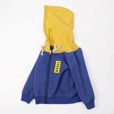 Áo khoác trẻ em  Áo khoác bé trai dài tay áo vừa trẻ em Áo nỉ thường mặc áo len mùa thu 2019 Mới cho