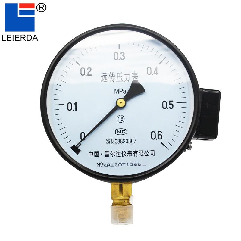 LEIERDA Đồng hồ đo áp suất từ xa Ralda biến tần YTZ-