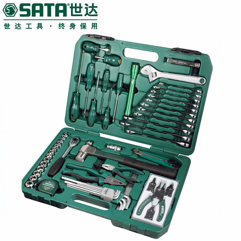 Hộp Công cụ Shida sửa chữa gồm 58 bộ