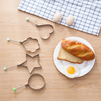 Khung chiên trứng mô hình sáng tạo bằng Thép không gỉ