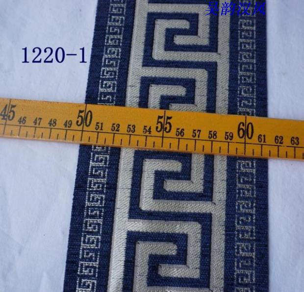 Dây cột rèm Vòng tuyết dày dày 12 cm, màn hình bóng của Neil dải ruy băng và bảng đệm.1284941