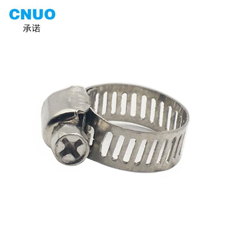 CNUO Đai kẹp(đai ôm) Nhà sản xuất cung cấp 9-16 thép không gỉ Mỹ kẹp ống khí gas ống nước súng hoop