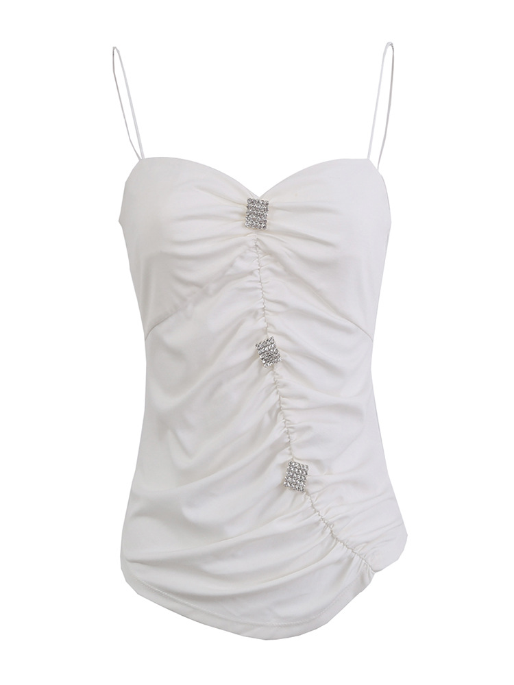 Dây treo trang phục Áo lót dưới mỏng, áo khoác ren trắng, khóa chặt bên trong và sexy bên ngoài