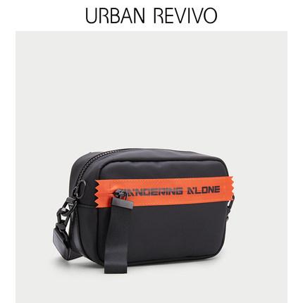 Túi xách nữ thời trang  UR URBAN REVIVO2019 phụ nữ trẻ mới in phụ kiện Messenger túi AV02SB4E2011