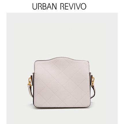 Túi xách nữ thời trang UR ĐÔ LA hè REVIVO2019 nữ thanh niên mới với túi messenger thời trang AU16SB4