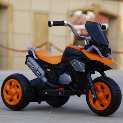 Xe điện mô tô 3 bánh dành cho trẻ em .