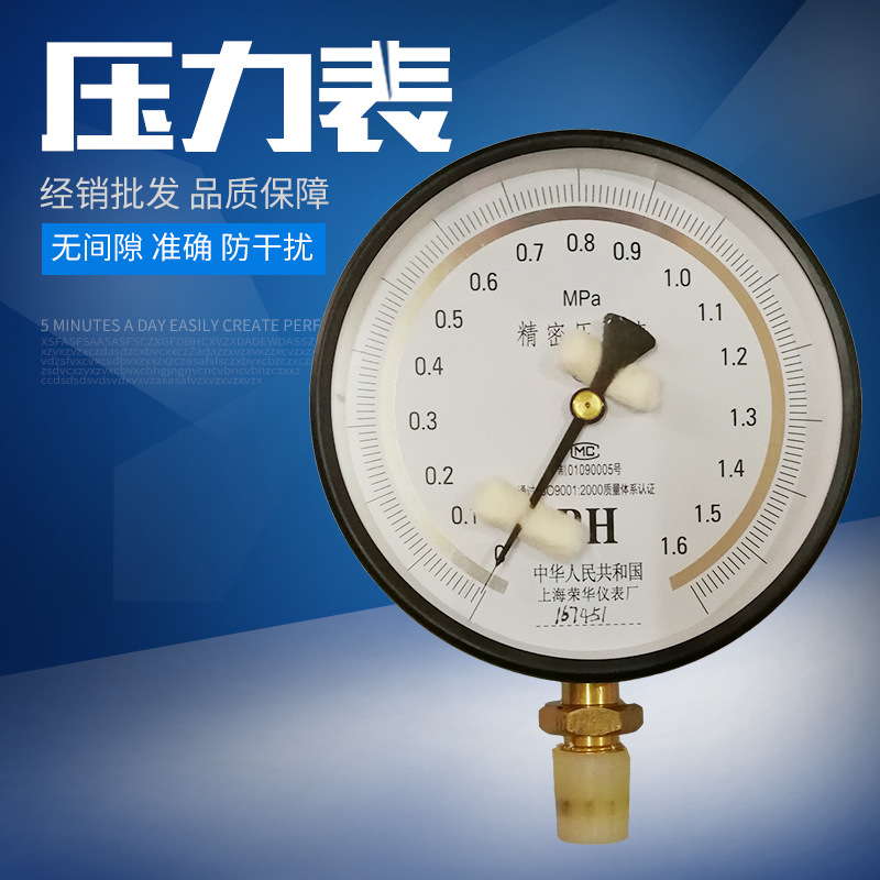 Đồng hồ đo áp suất chính xác cao YB150A