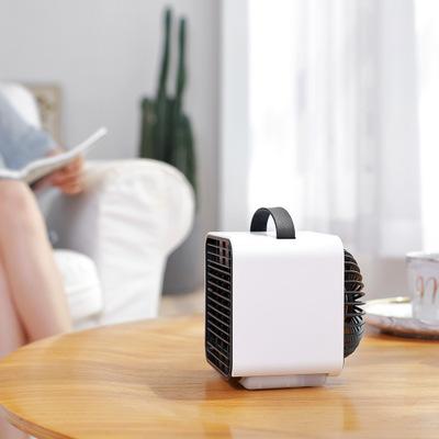 Quạt máy Mùa hè mới mini điều hòa ion âm quạt điều hòa văn phòng máy tính để bàn máy lạnh máy lọc kh